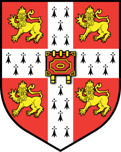Cambridge University Crest